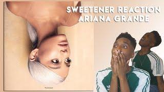 Video Ariana Grande - Sweetener Album (Reaction) MP3, 3GP, MP4, WEBM, AVI, FLV Agustus 2018