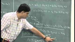 Mod-05 Lec-19 Regression And Interpolation Part 5