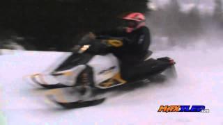4. 2011 Ski-Doo MXZ E-TEC 800R