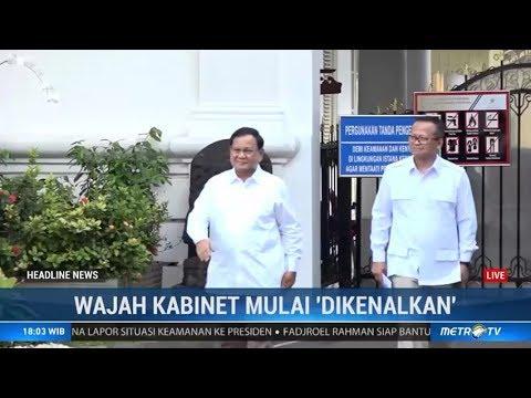 11 Tokoh Datang ke Istana Hari Ini, 8 Konfirmasi Ditawari Posisi Menteri