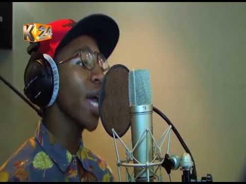 Ari na Ukakamavu : Mwanafunzi wa kidato cha nne aanzisha bendi ya muziki wa Afro Pop
