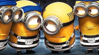 Video DESPICABLE ME 3 - BEST Movie Clips + ALL Trailers (2017) Animation, Funny Minions Movie HD MP3, 3GP, MP4, WEBM, AVI, FLV April 2018