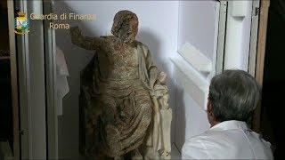 Zeus in trono torna in Italia, riconsegnata la statua dal Getty Museumhttp://www.meridiananotizie.it