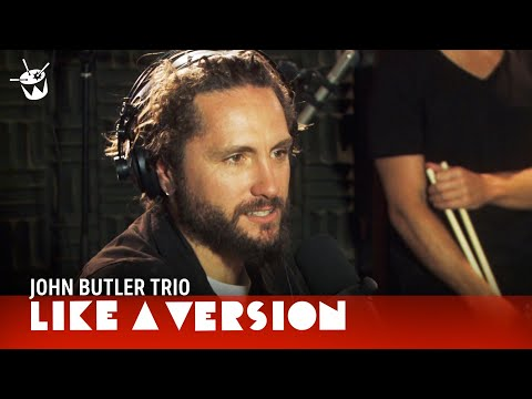 Cover - John Butler brought his chill vibes and hand claps to a live cover of Pharrell's 'Happy'. Subscribe: http://tripj.net/151BPk6 Like A Version is a segment on ...