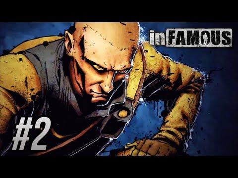 "inFAMOUS - Episode 2 ""Locked In"" (Good Karma / Platinum Guide)"