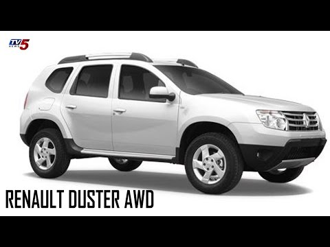 Renault Duster AWD Test Drive | Speedometer : TV5 News