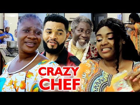 Crazy Chef season 5&6 - MERCY JOHNSON 2020 Latest Nigerian Nollywood Movie