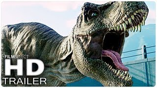 Video JURASSIC WORLD 2: Fallen Kingdom Trailer (Extended) 2018 MP3, 3GP, MP4, WEBM, AVI, FLV September 2018