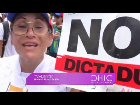 Especial: Estamos Contigo Venezuela – Chic Magazine Miami 25-04-2017 Seg. 05
