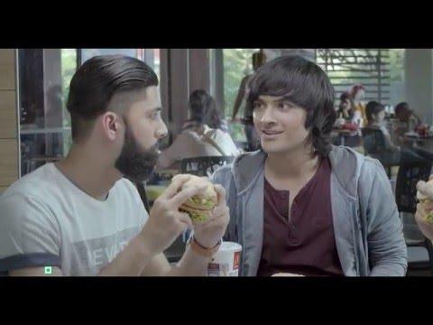 McDonald's l Latest TVC l Maharaja Mac l Career Planning