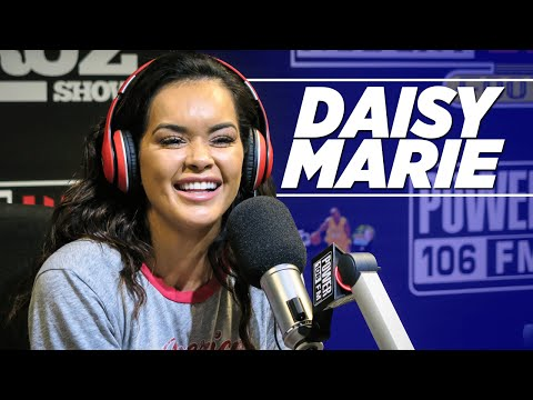 Porn Star Daisy Marie Gives Secrets Of Industry, Advice For Guys During Sex, And More!