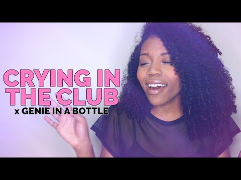 Crying in the Club x Genie in a Bottle Mashup - Camila Cabello | Arianna Jonae