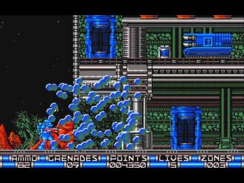 Exolon, Atari ST - Overlooked Oldies