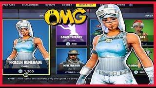 fortnite battle royale season 7 Game play dances  frozen renegade raider Ninga Win 2019 update
