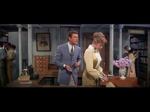 Marian The Librarian (Song) by Robert Preston