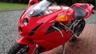 10. Ducati 749 TESTASTRETTA SuperBike