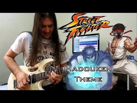 Israel Rodrigues - Hadouken Theme