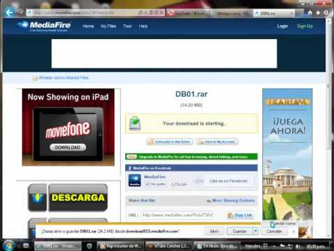 Tutorial Descargar Dibujarte Books.wmv