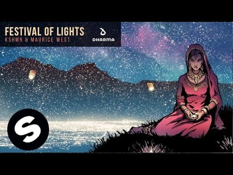 KSHMR & Maurice West - Festival of Lights (Official Audio) (видео)