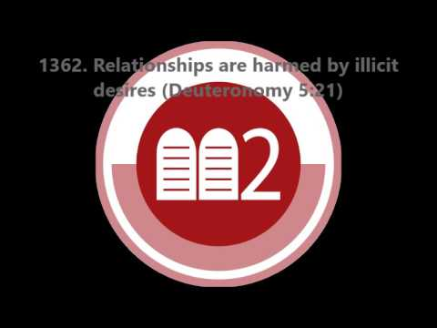 1362. Relationships are harmed by illicit desires (Deuteronomy 5:21)