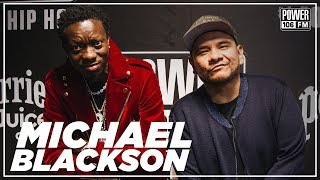 Video Michael Blackson talks 'Friday' w/Ice Cube, Addresses Kevin Hart Beef + Reveals Love For Thick Women MP3, 3GP, MP4, WEBM, AVI, FLV Desember 2018