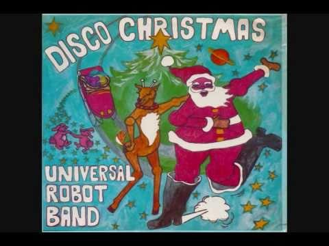 UNIVERSAL ROBOT BAND - DISCO CHRISTMAS