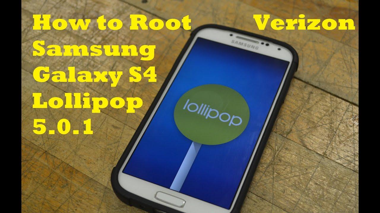 Descargar How to Root Samsung Galaxy S4**Lollipop**Verizon 5.0.1 para Celular  #Android