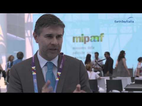 Intervista al vice ministro Mipaaf Andrea Olivero ad Expo Milano 2015