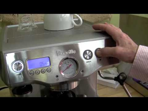 Crew Review: Breville Dual Boiler – BES900XL