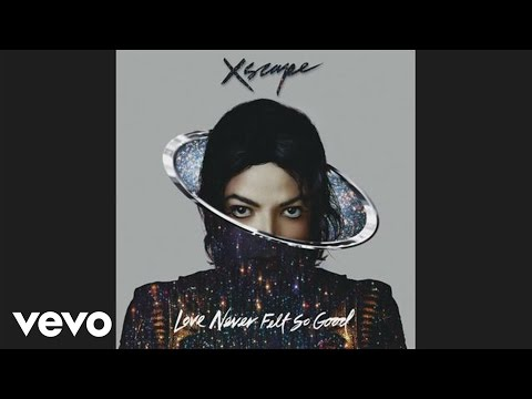 Michael Jackson – Love Never Felt So Good (audio)