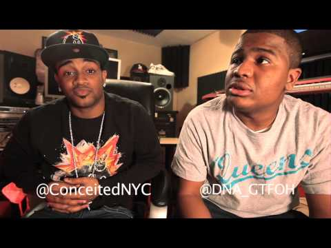 Conceited & DNA Reveal the Hidden Secrets- Best Punchlines used AGAINST Them