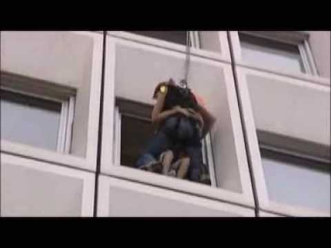 Lifeline Descent Systems a Innovation for High Rise Rescue