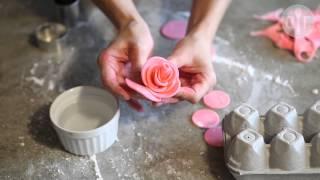 Fondant para decorar tortas