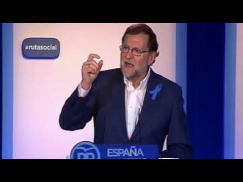 Rajoy anuncia una nueva ley de conciliación y corresponsabilidad y un plan integral de conciliación