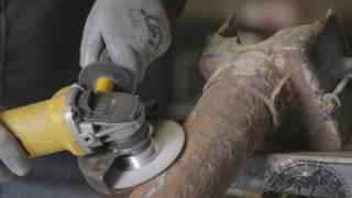 Safety Blade Grinder/Cutter Demo Video