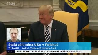 Partnerství Polska a USA