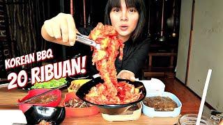 KOREAN BBQ 20 RIBUAN !!! (Bandung)