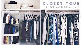 Lavendaire - Closet Tour + Organization 2016