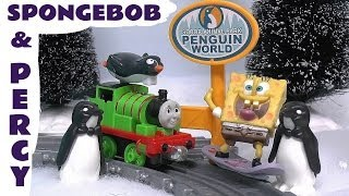 Spongebob & Percy