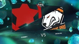 GMB vs VP - Неделя 1 День 2 / LCL