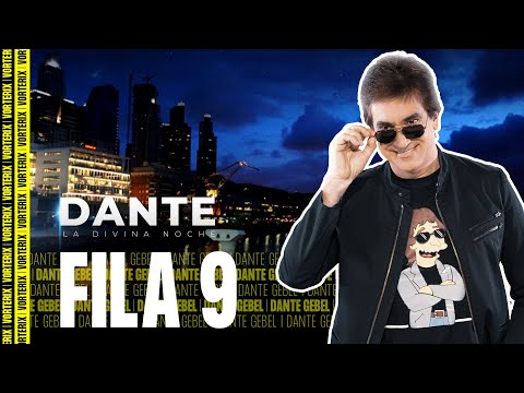 Fila 9 - La Divina Noche de Dante Gebel видео