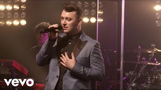 Video Sam Smith - I'm Not The Only One (Live) (Honda Stage at the iHeartRadio Theater) MP3, 3GP, MP4, WEBM, AVI, FLV Juni 2018