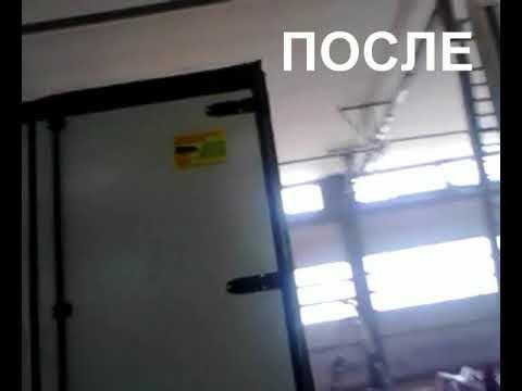 Изотермические ворота  Дьяков М.А. Пензатент г.Пенза