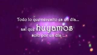 Bruno Mars - Runaway - Subtitulada al Español