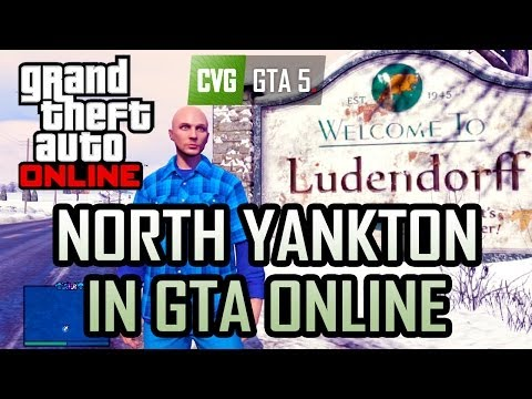 GTA V North Yankton Prologue Map Is Accessible via Online Glitch