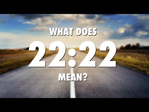 What Does 2222 Mean