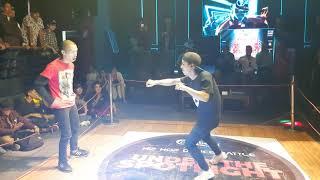 Adarash vs Pawan | Top 8 | Under The Spotlight - Hip-Hop Dance Battle