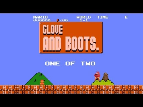 Mario and Fafa Play Classic NES Games