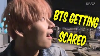 Video BTS Scared Moments MP3, 3GP, MP4, WEBM, AVI, FLV Maret 2018