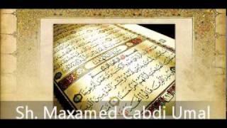 Tafsiir Surah 113-114 Al-falaq Iyo An-naas - Sh. Maxamed Cabdi Umal